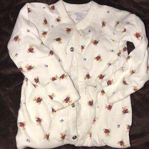 Ralph Lauren baby pajamas 9 month